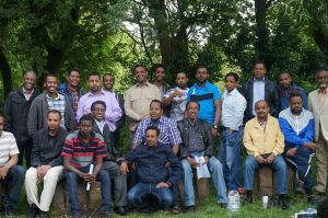Eritrean Marhaba Community outing