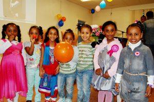 EID celebrations 2014