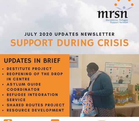 July 2020 Update Newsletter