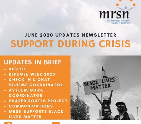 June 2020 Update Newsletter