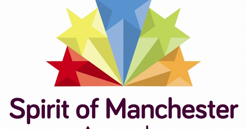 MRSN shortlisted for Spirit of Manchester Award!