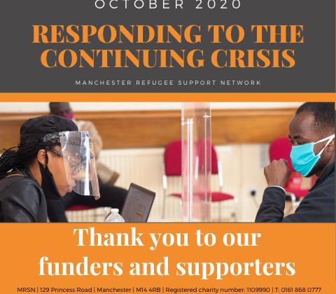 October 2020 Quarterly Newsletter
